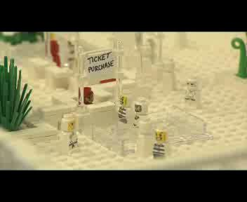 Danimarca, apre Lego House