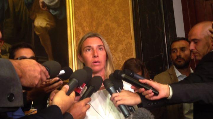 Mogherini: voto delle commissioni sull'Iraq è una buona ...