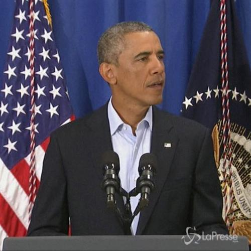 Iraq, Obama: Faremo giustizia per Foley