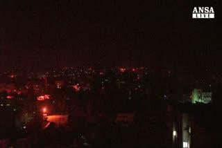 Gaza, razzi israeliani uccidono 3 bambini