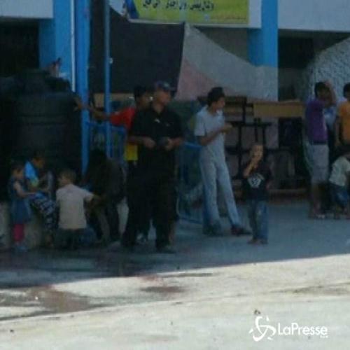 Gaza, ancora raid israeliani sulla città: 5 morti fra cui ...