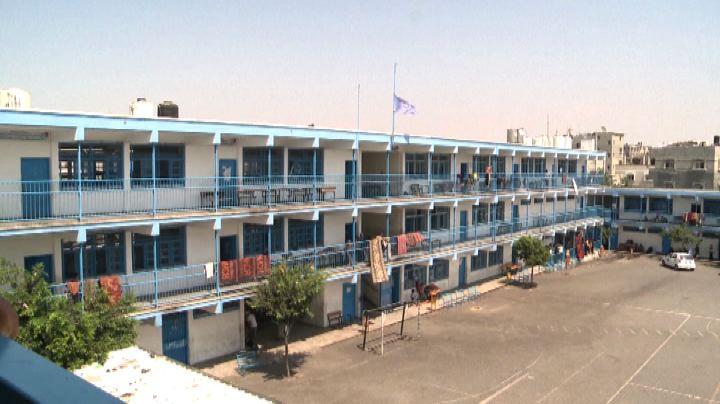 A Gaza le scuole non riaprono, sono rifugi per i senzatetto ...