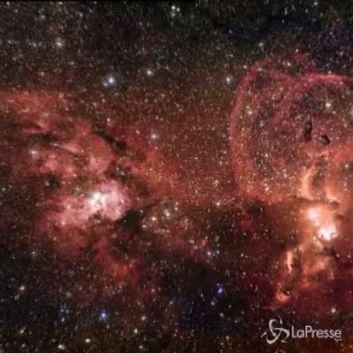 Spazio, dal Cile nuove immagini di ammassi densi di stelle  ...