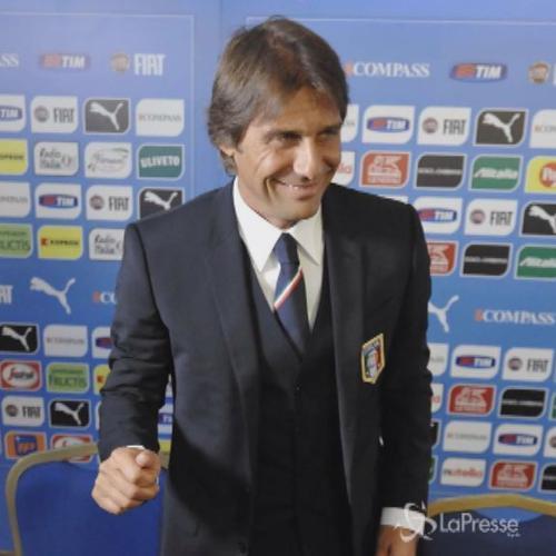 Nazionale, Conte in visita alla Fiorentina: Giuseppe Rossi? ...
