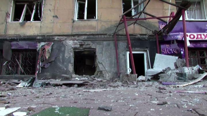In Ucraina Kiev accusa Mosca: catturati due blindati russi  ...