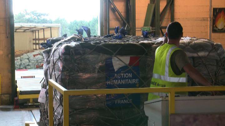 Iraq, nuovo volo dalla Francia con aiuti umanitari per ...