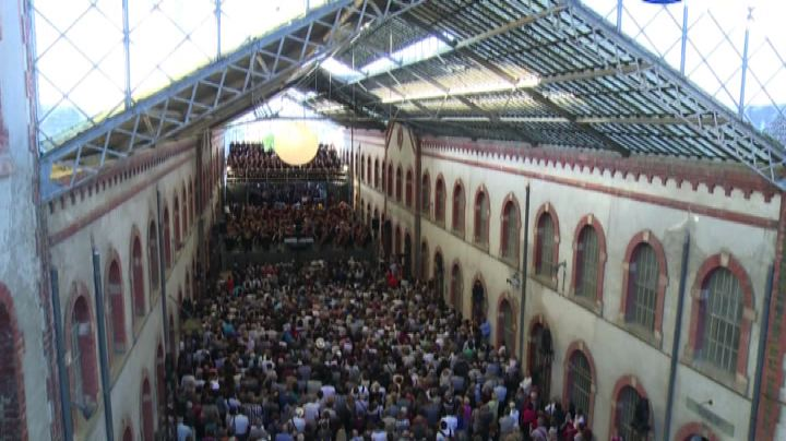 Mille musicisti per il Festival Berlioz e il Concert ...