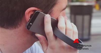QBracelet, il braccialetto che ricarica lo smartphone