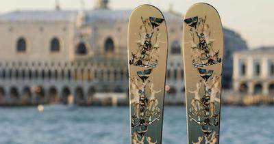 Gli sci migliori del mondo? Nascono a Venezia col legno ...