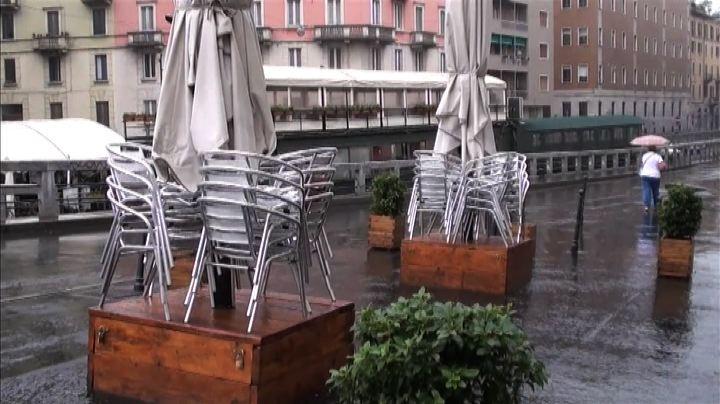 Con crisi e maltempo solo 1 italiano su 2 in vacanza
