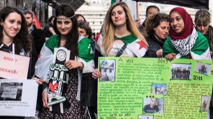 Governo: le due italiane rapite in Siria non sono in mano a ...