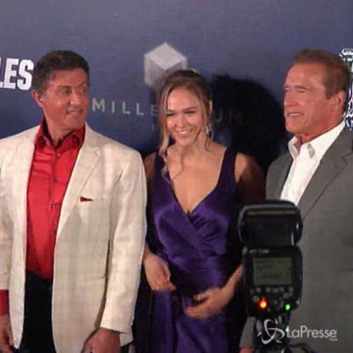 Schwarzenegger e Stallone sbarcano in Asia, possibile set ...