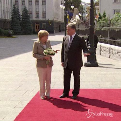 Ucraina, Obama e Merkel: Pericolose provocazioni da Mosca. ...