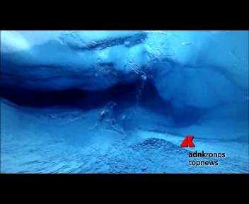 Nasa, lo scioglimento del ghiacciaio artico