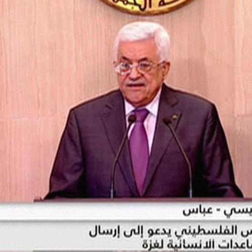 Medioriente, appello di Abbas: Riprendano al più presto ...