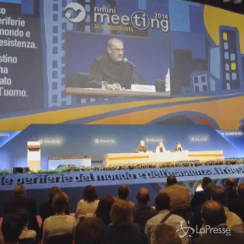 Al via nel week end il Meeting dell'Amicizia di Rimini. ...
