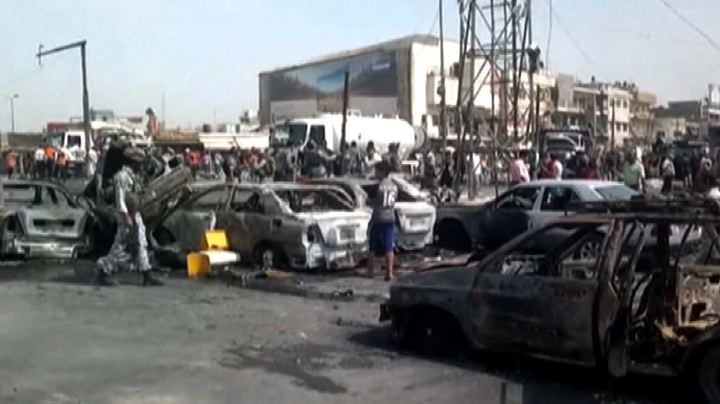 Autobomba a Baghdad ad un incrocio affollato: 10 morti      ...