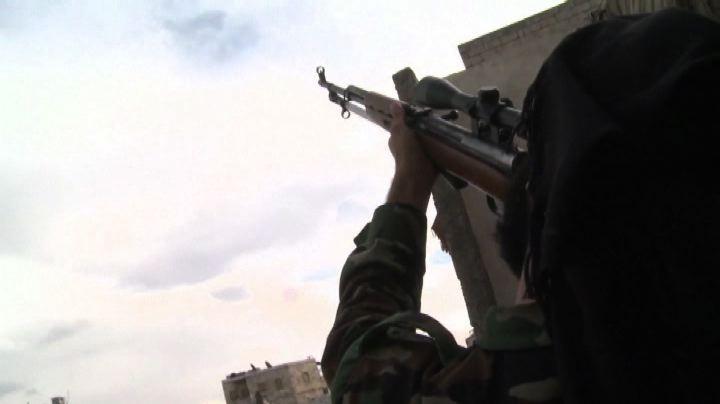 Al via voli di ricognizione Usa contro Stato Islamico in ...
