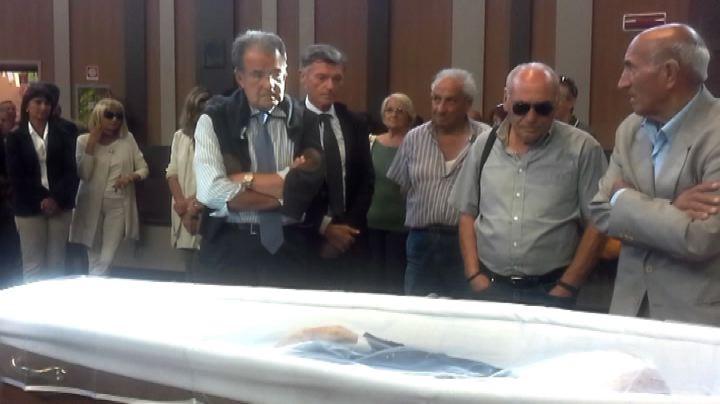 """L'omaggio di Prodi ad Alfredo Martini: """"una persona ..."""