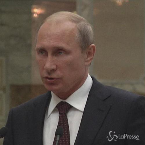 Putin: Piani su cessate il fuoco in Ucraina riguardano ...