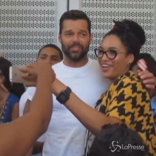 Ricky Martin: Il prossimo anno voglio diventare padre per ...