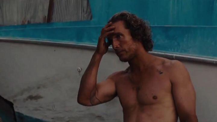 "Dopo l'Oscar McConaughey diventa ""Mud"", fuggitivo sul ..."