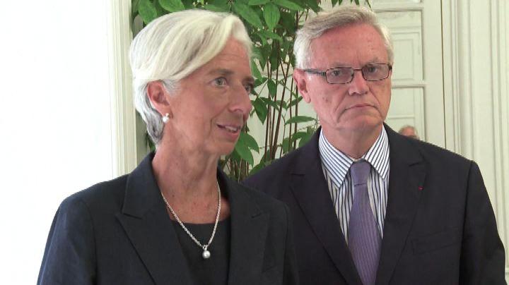 Lagarde, indagata per negligenza, esclude dimissioni da Fmi ...