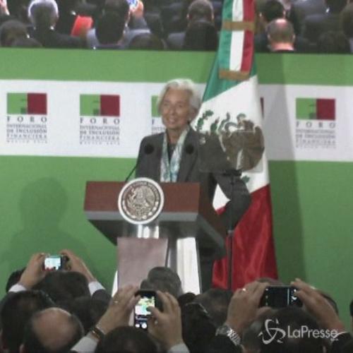 Capo Fmi Lagarde indagata per negligenza in caso Tapie
