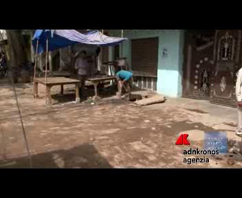India, i 'netturbini' schiavi