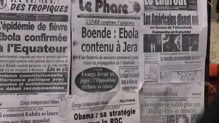 Il Congo dichiara guerra all'Ebola: tre mesi per eliminarlo ...