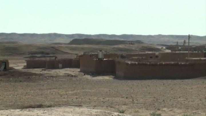 Iraq, il villaggio fantasma della guerra: solo i Peshmerga  ...