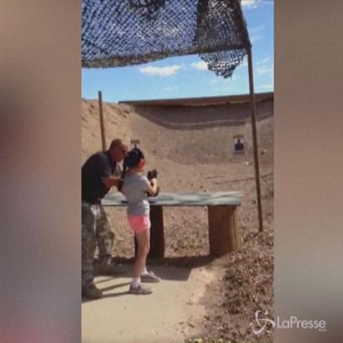 Usa, bambina spara al poligono e uccide il suo istruttore: ...