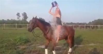 Ice Bucket Challenge, clamoroso epic fail