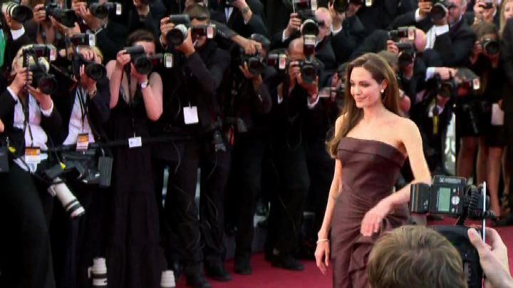 Brad Pitt e Angelina Jolie sposi
