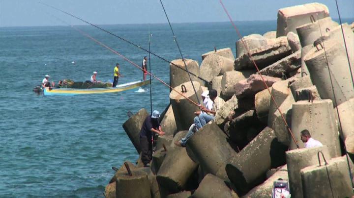 I pescatori di Gaza tornano in mare