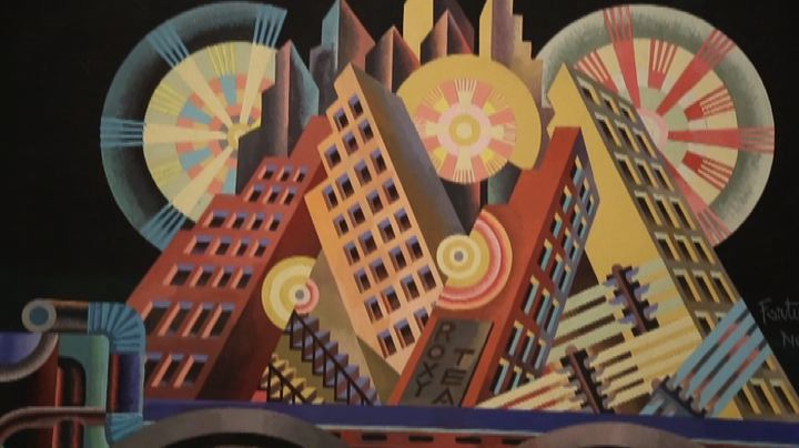Futuristi al Guggenheim, ultimo weekend per la grande ...