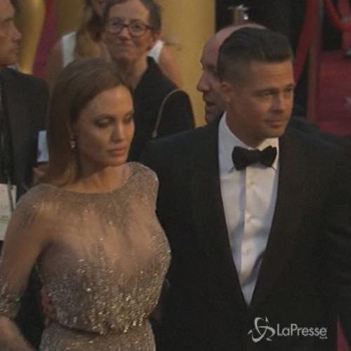 Brad Pitt low profile, dopo nozze con Angelina Jolie niente ...