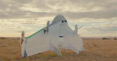 I croccanti per Fido ve li porterà un drone
