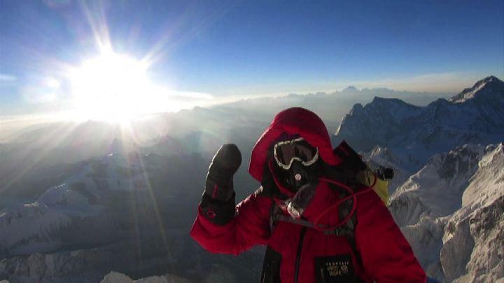 Sull'Everest in solo 42 giorni, grazie alla tenda ipobarica ...