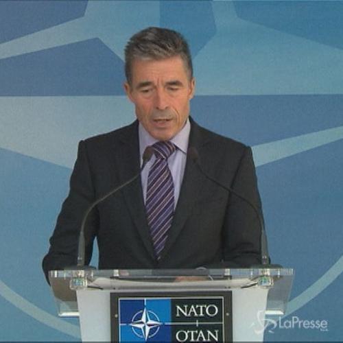 Ucraina, Rasmussen: Truppe russe operano in territorio ...