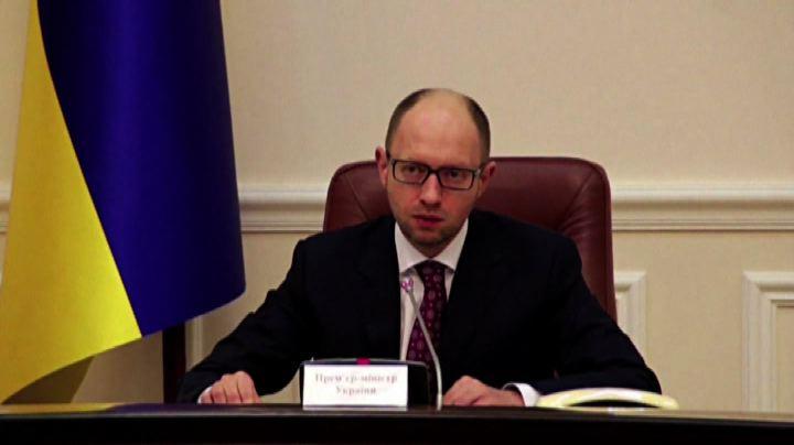 Ucraina ribadisce l'intenzione di aderire alla Nato