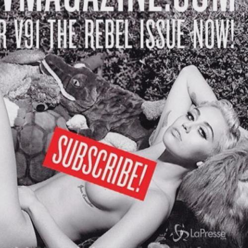 Miley Cyrus baby-sensualona, come mamma l'ha fatta tra i ...