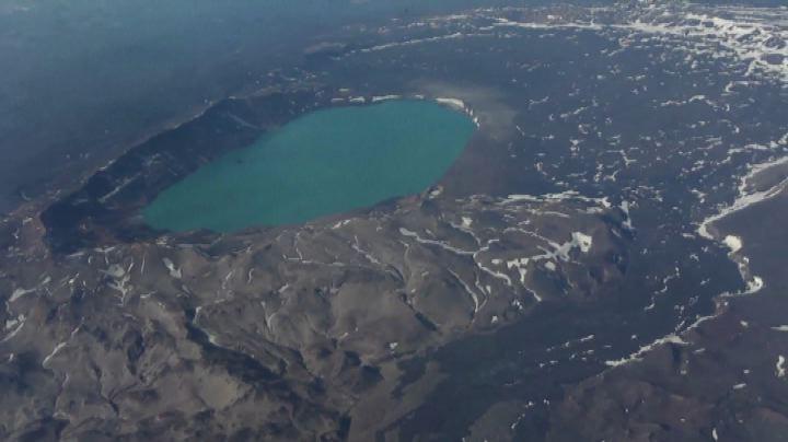 Allarme rientrato per il vulcano Bardarbunga