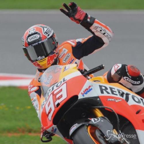 MotoGp Gran Bretagna: vince Marquez su Lorenzo, Rossi terzo ...