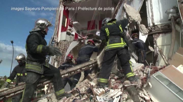 Francia, crolla palazzo vicino a Parigi: 7 morti