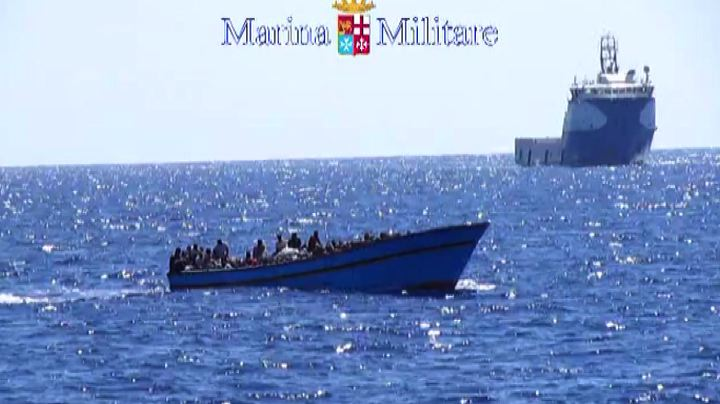 Mare Nostrum: quasi 4.000 migranti portati in salvo in 72 ...