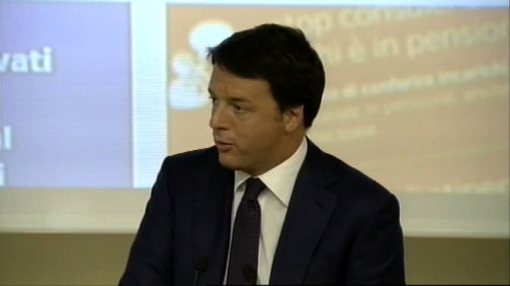 Renzi: abbiamo imposto una strategia all'Europa su ...