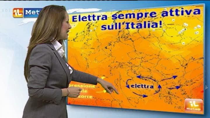 Previsioni meteo medio-termine
