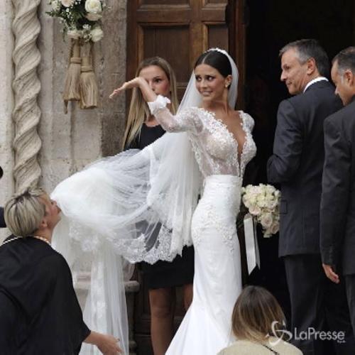 Mattia Destro attaccante della Roma si è sposato con ...