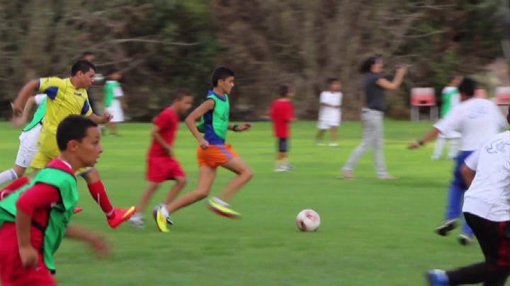 Israele: partita di calcio tra pulcini palestinesi e ...